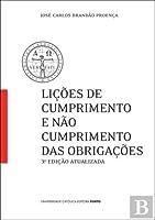 Lições de Cumprimento e Não Cumprimento das Obrigações (Portuguese Edition)