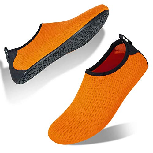 Water Schoenen Dames Heren Strand Schoenen Aqua Schoenen Zwemschoenen Zwembad Schoenen Sneldrogende Barefoot voor Zwemmen Surf Duiken Boot Yoga Aerobics