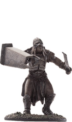 Lord of the Rings Señor de los Anillos Figurine Collection Nº 23 Uruk-Hai Warrior