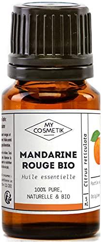 Olio Essenziale di Mandarino Rosso Organico - MyCosmetik - 10 ml