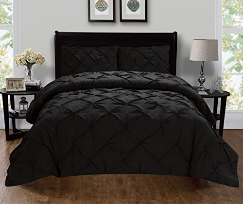 Elegantes Komfort-Bettbezug-Set...