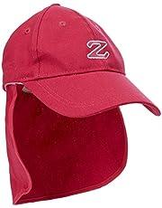 Zunblock - Gorra con protector de cuello para niño