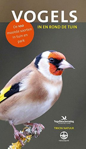 Vogels in en rond de tuin (Tirion natuur)
