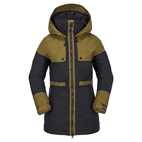Volcom Damen Snowboard Jacke Comox Ins Jacket