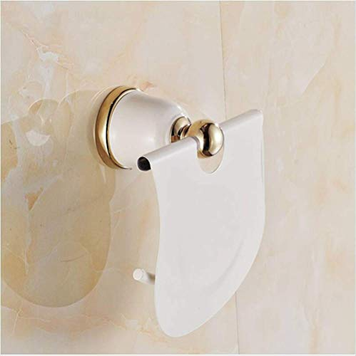 Toiletrolhouder koper papier handdoekhouder retro papierrol hangrek