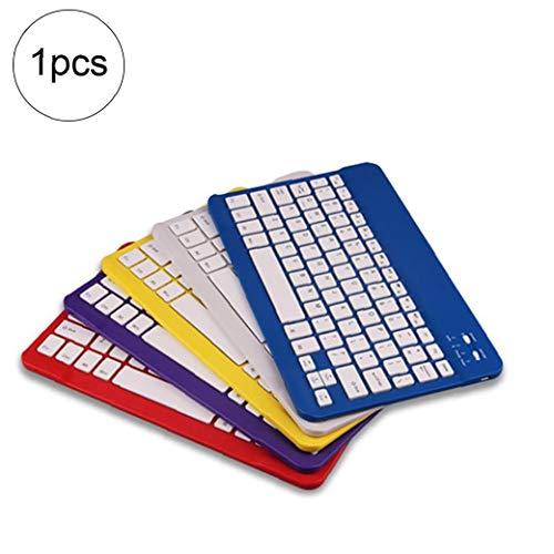 LjzlSxMF 1 PC-Tastatur Tablet Bluetooth Tastatur-Handy Bluetooth Tastatur Kompatibel Für Huawei Millet Von Apple Mobile Computer Zufällige Farbe