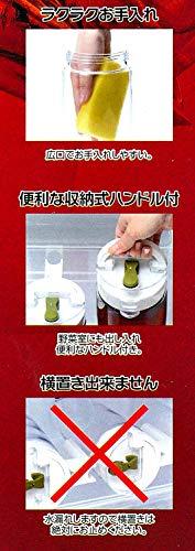 タケヤ『フレッシュロックピッチャー2.0Lプラム』