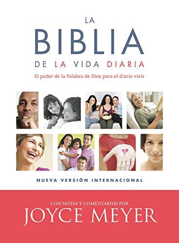 La Biblia de la Vida Diaria: El Poder de la Palabra de Dios Para El Diario Vivir ⭐