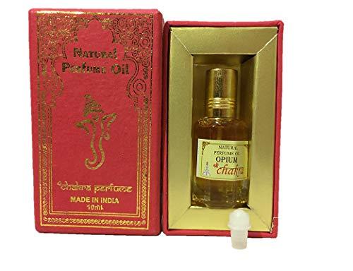 NK GLOBAL Perfumes Attar Naturales Perfume Itra de Larga duración Set de Regalo Alcohol para Mujeres Perfumes orgánicos Attar Opium Perfumes Unisex Travel Perfume 10 ml