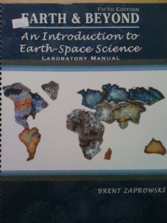 Earth and Beyond: An Introduction to Earth-space Science Laboratory Manual