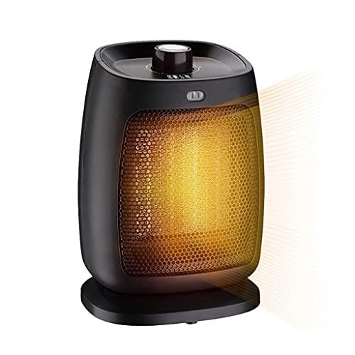 YXCKG Calentador De Cerámica Mini Calefactor Portatil Fast Heater 1800 W Termoventilador con Termostato Ajustable, para Escritorio De Oficina De Dormitorio En Casa (Size : Not oscillate)