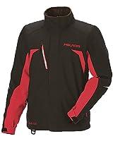 Polaris Men's Pro Jacket Black/Red/Medium