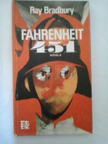 Fahrenheit 451 [Spanish] B0051GOLEO Book Cover