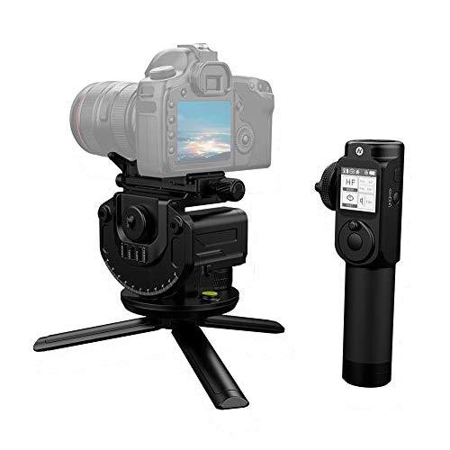 FeiyuTech Qing - Anillo de doble eje, para cámaras réflex y cámaras réflex sin espejo, fotografías, panorámica, ultra amplia