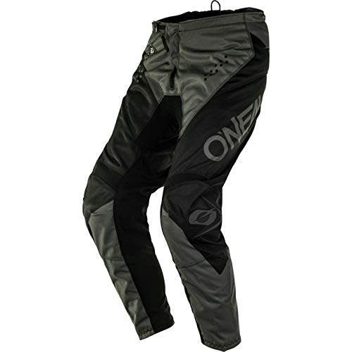 O'NEAL Element Racewear MX DH MTB Pant Hose lang schwarz/grau 2018 Oneal: Größe: 36 (52)