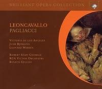 Leoncavallo - Pagliacci by Victoria De Los Angeles (2010-04-01)
