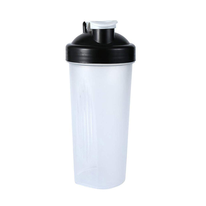 なに注釈を付けるマンモスSimg Sports Pro プロテインシェイカー 600ml シェーカーボトル ホワイト (600ml)