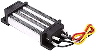 Yosoo Electric Insulated Ceramic Thermostatic High Power PTC Heating Element Heater 200W DC 12V