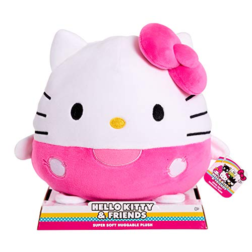 Hello Kitty Friends Super Soft Huggable 9 Plush