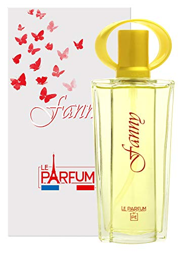 LE PARFUM DE FRANCE Fanny Eau de Toilette Femme 75 ml