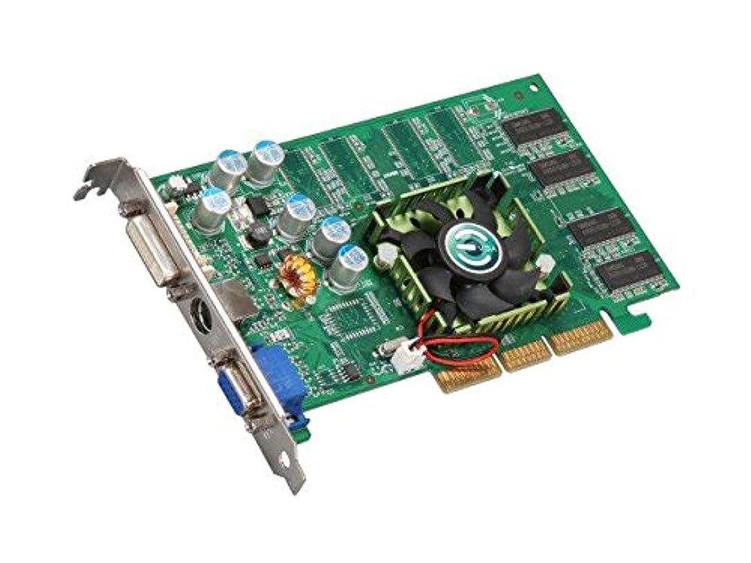 論理的に争う車両EVGA 128?a8?N319?b1の画像EVGA 128?a8?N319?b1?GeForce FX 5500?128?MB 64ビットDDR AGP 4?x