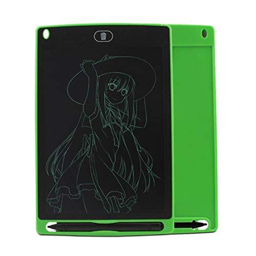 Schrijven Board voor Kinderen 8.5 Inch Draagbare LCD Schrijven Pad Elektronische Kladblok Tekenen Grafische Tablet en Stylus Groen