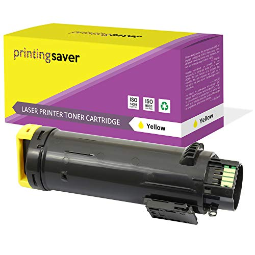 Printing Saver YELLOW compatible toner for DELL H625CDW, H825CDW, S2825CDN printers