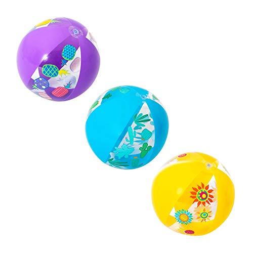Bestway Wasserball Designer, sortiert, 51 cm