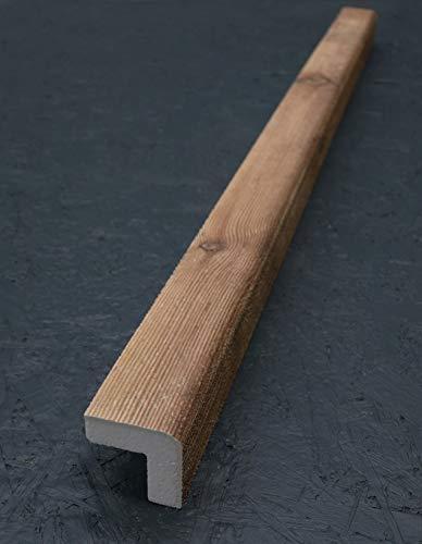 Holzbalken Winkel 6cm x 6cm x 120cm...