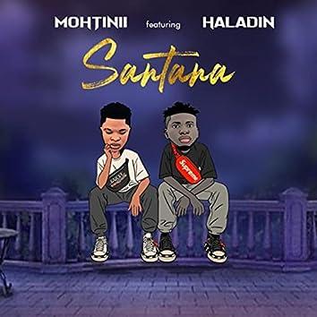 Santana (feat. Haladin)