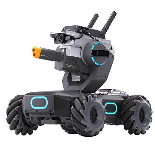 DJI Intelligent Educational Robot STEM Toy Robomaster S1 with Programmable Modules, Scratch and Python Coding