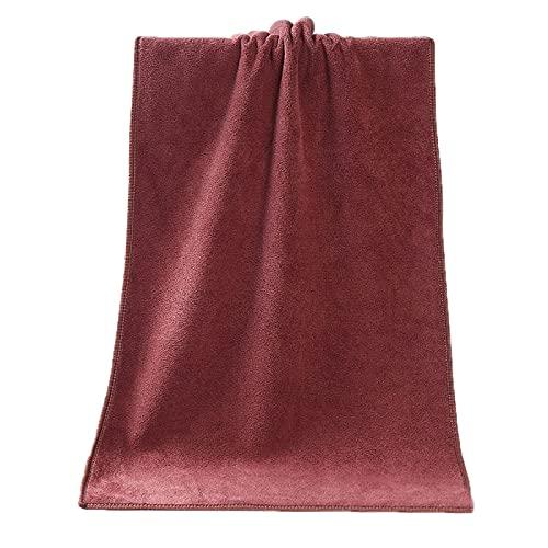ShSnnwrl Bale Hand Towels Wash Toalla de Ducha Absorbente Fibra extrafina Suave Cómoda Toalla Absorbente Fibra extrafina Suave Cómoda Toalla de