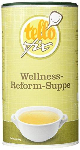 tellofix Wellness Reform-Suppe, 1er Pack (1 x 900 g Packung)