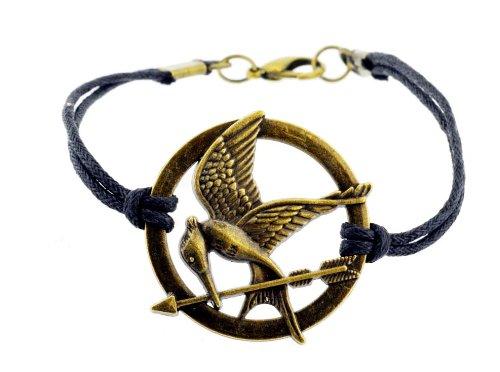 Hinky Imports The Hunger Games - Pulsera de película Mockingjay, pulsera Mockingjay