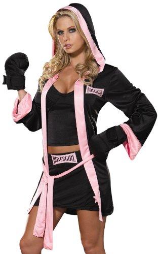 Cesar - Disfraz de boxeadora para mujer, talla L (3760L) , color/modelo surtido