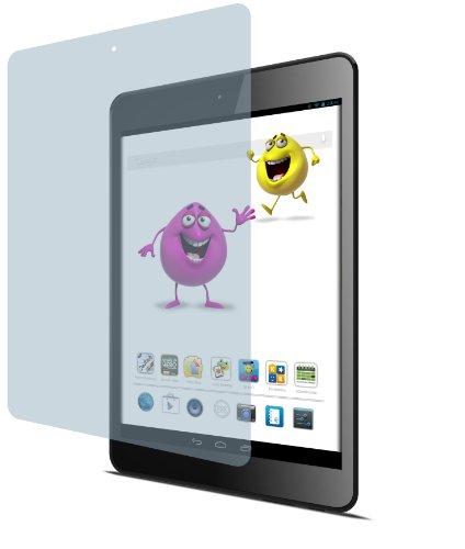 4ProTec I Odys Junior Tab Tablet PC (2 Stück) ENTSPIEGELNDE Bildschirmschutzfolie Displayschutzfolie Schutzhülle Bildschirmschutz Bildschirmfolie Folie