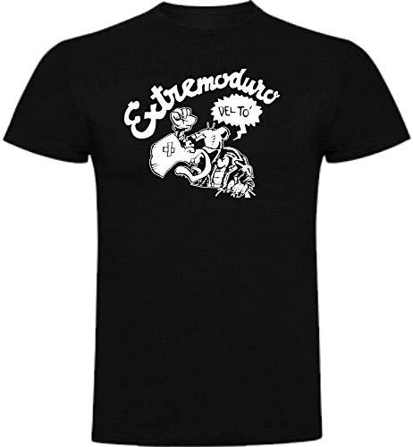 Camiseta Camiseta EXTREMODURO DELTO Rock Progresivo Musica Lin Mex003