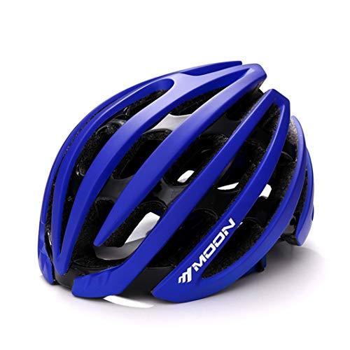 Cómodo Casco para Ciclismo Forro Desmontable, 36 ventilaciones Grandes Casco para Bicicleta Transpirable Tamaño Unisex Casco para Bicicleta Ajustable