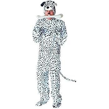 Disfraz Dálmata Adulto para Carnaval (Talla L) (+ Tallas) Animales ...