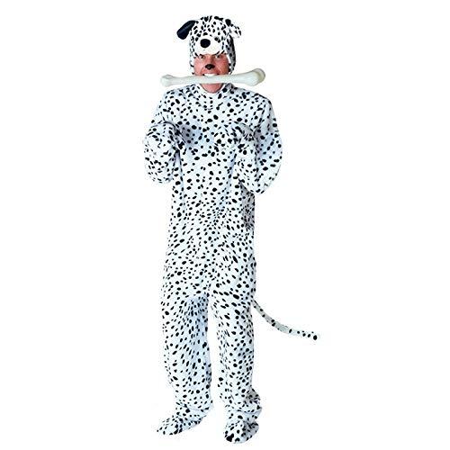 Disfraz Dálmata Adulto para Carnaval (Talla L) (+ Tallas) Animales
