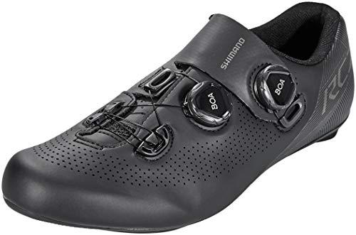 scarpe bici da corsa shimano Shimano Zapatillas Sh M Rd Rc7 Negro N.44