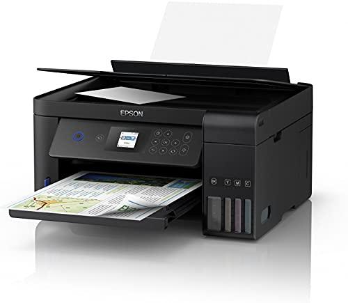 Epson EcoTank ET-2751 A4 Print/Scan/Copy Wi-Fi Printer, Black