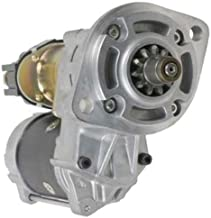 NEW STARTER MOTOR COMPATIBLE WITH KOMATSU EXCAVATOR PC78US-6 PC60-7 PC75 PC75UU-3 PC78US-5