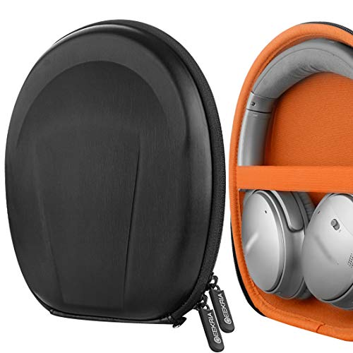 Geekria éétui Rigide pour Casque Bose QuietComfort QC35 II, QC25, QC15, AE2W, SoundTrue II, SoundLink II, Sony MDR XB950n1, 950N1, Coque de Protection de Voyage