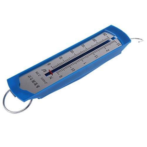 0 2.5N Newton Spring Dynamometer Laborwaagen & Waagen Messgeräte
