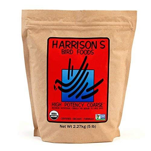 Harrisons High Potency Coarse - Grosses Graines Vitaminées pour Oiseau 2.26kg