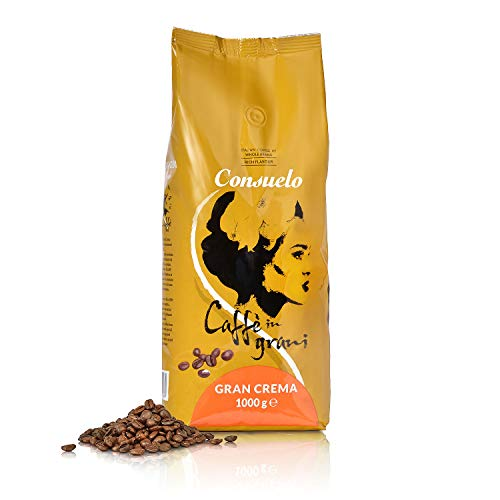 Consuelo Gran Crema - Italian Coffee in whole beans - 1 kg