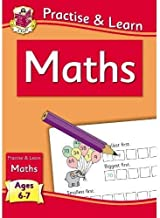 Practise & Learn Maths by Richard Parsons - Paperback
