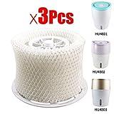 TOOGOO 3 stücke original OEM luftbefeuchter Teile Filter bakterien Und Waage für Philips hu4801...