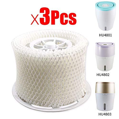 Semoic 3 stücke original OEM luftbefeuchter Teile Filter bakterien Und Waage für Philips hu4801 hu4802 hu4803 hu4811 hu4813 Luftbefeuchter Teile